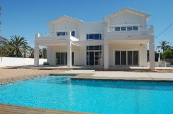 1801 - Villa with sea view of a luxury class- Cabo Roig - Costa Blanca