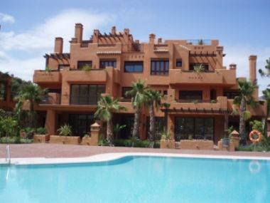 1552 - Apartment - Puerto Banus - Costa del Sol