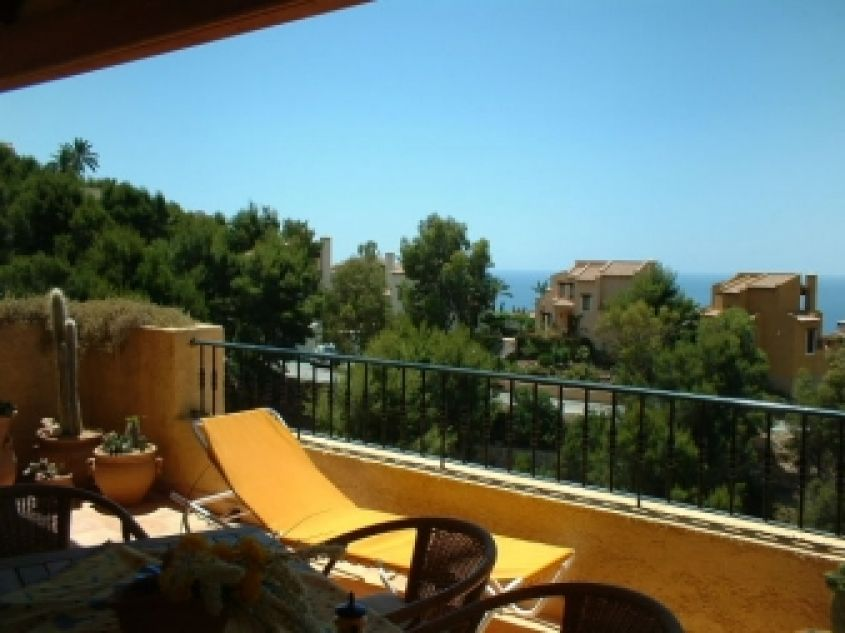 1377 - Villa - Altea - Costa Blanca