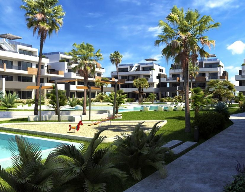 2074 - Apartment - Punta Prima - Costa Blanca