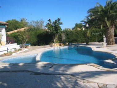 1874 - Rent Villa in Cabo Roig - Costa Blanca