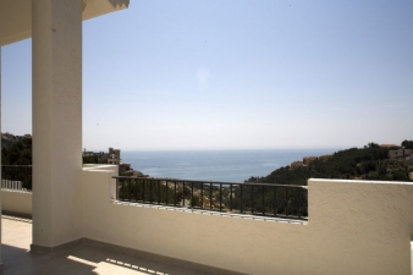 1836 - Apartment with sea views in Altea Hills - Costa Blanca