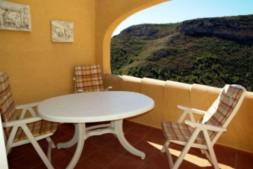 1934 - Townhouse with Sea Views - Cumbre del Sol - Costa Blanca