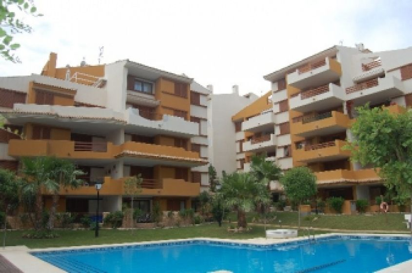 1870 - Apartment with panoramic views of the sea - Punta Prima - Costa Blanca