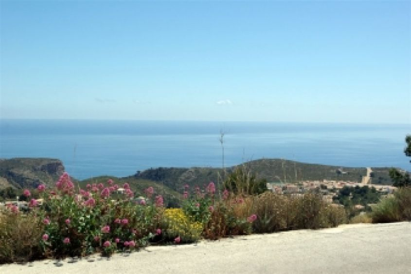 1960 - Plot for sale - Cumbre del Sol - Costa Blanca