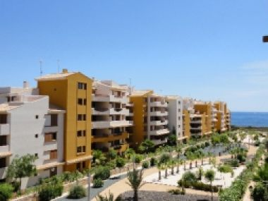1853 - Apartments for rent on the beach - Punta Prima - Costa Blanca