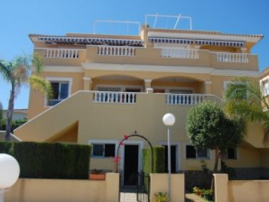 1806 - Townhouse - Cabo Roig - Costa Blanca