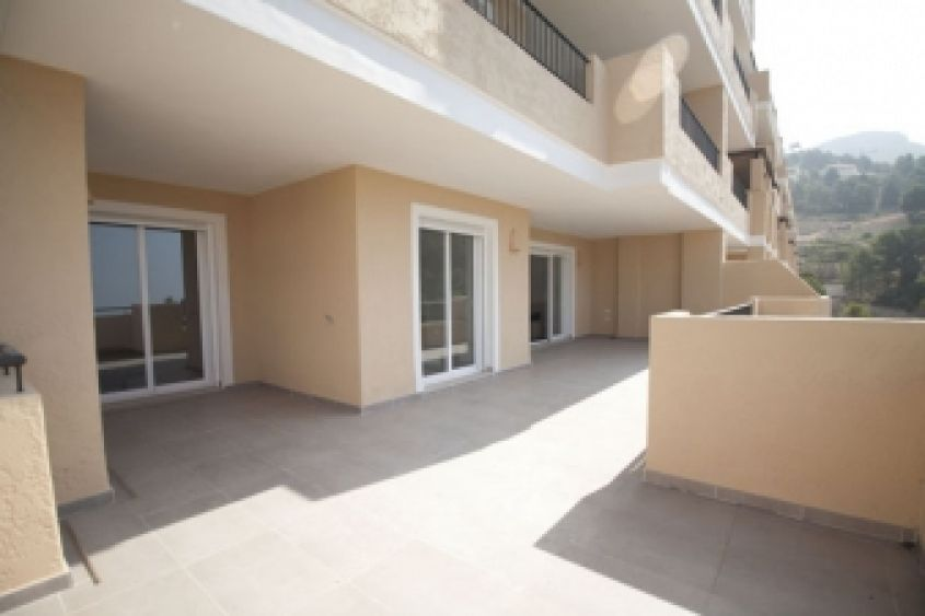 1837 - Apartment - With Sea Views - Altea Hills - Costa Blanca