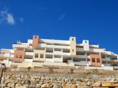 1763 - Apartment with panoramic views of the sea and the city of Alicante - Costa Blanca