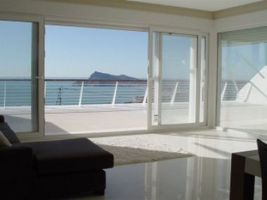 1838 - Apartment with panoramic views of the sea - Altea Hills - Costa Blanca